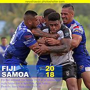 Fiji vs Samoa 2016