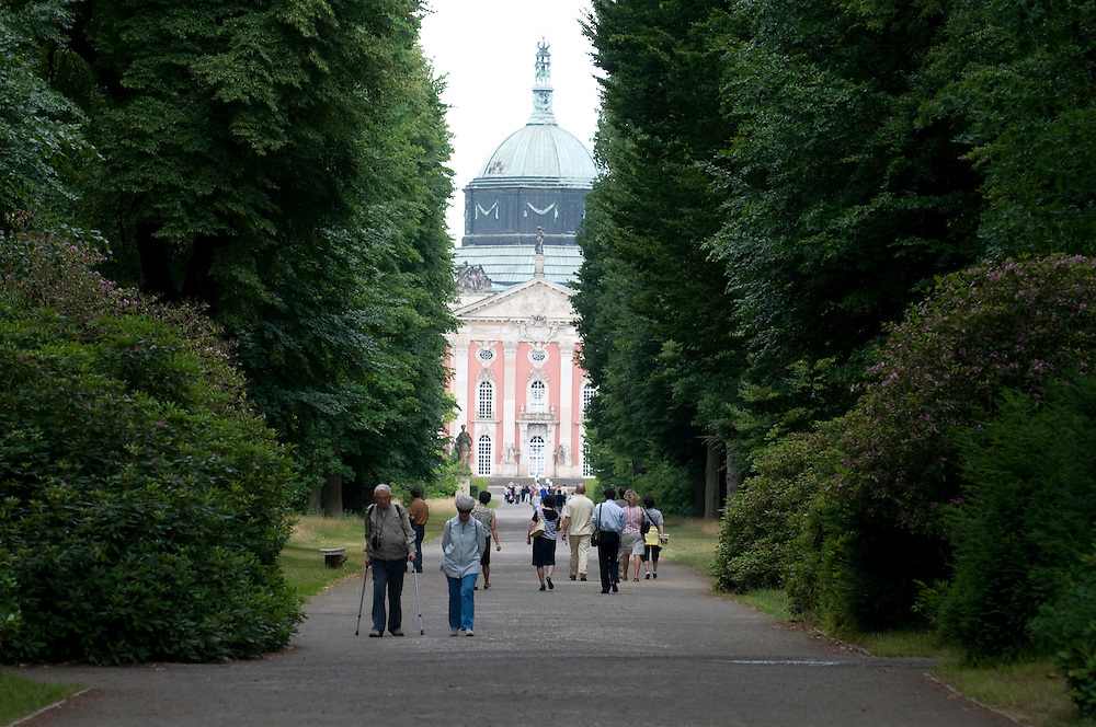 New Palace, part of Sanssouci,Potsdam,Germany