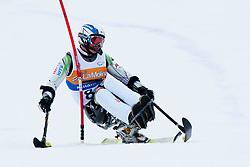 NATSUME Kenji, JPN, Super Combined, 2013 IPC Alpine Skiing World Championships, La Molina, Spain