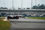January 22-25, 2015: Rolex 24 hour. 52, Chevrolet, ORECA FLM09, PC, Mike Guasch, Andrew Novich, Andrew Palmer, Tom Kimber-Smith