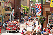 Park City Independence Day parade