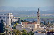 "The Franciscan ""Terra Santa"" Church and Monastery of  Nicodemus and Joseph of Arimathea, Ramla, Israel"