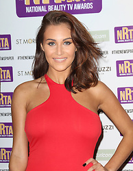 © Licensed to London News Pictures. 22/09/2014, UK.  Chloe Goodman, National Reality TV Awards, Porchester Hall, London UK, 22 September 2014. Photo credit : Richard Goldschmidt/Piqtured/LNP