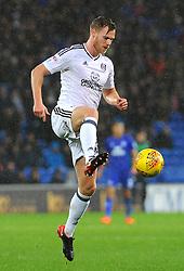 Tomas Kalas of Fulham controls the ball - Mandatory by-line: Nizaam Jones/JMP- 26/12/2017 -  FOOTBALL - Cardiff City Stadium - Cardiff, Wales -  Cardiff City v Fulham - Sky Bet Championship