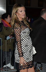 Abbey Clancy attends the Elle Style Awards 2015 at Sky Garden at The Walkie Talkie Tower in London, UK. 24/02/2015<br /> BYLINE MUST READ : GOTCHAIMAGES.COM<br /> <br /> Copyright by © Gotcha Images Ltd. All rights reserved.<br /> Usage of this image is conditional upon the acceptance <br /> of Gotcha Images Ltd, terms and conditions available at<br /> www.gotchaimages.com