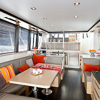 Trawler GARCIA 54 GT-Interior