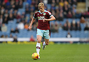 Burnley defender Ben Mee (6) during the Sky Bet Championship match between Burnley and Brighton and Hove Albion at Turf Moor, Burnley, England on 22 November 2015.