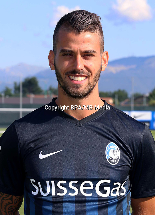 Italian League Serie A -2016-2017 / <br /> ( Atalanta Bergamasca Calcio ) - <br /> Leonardo Spinazzola