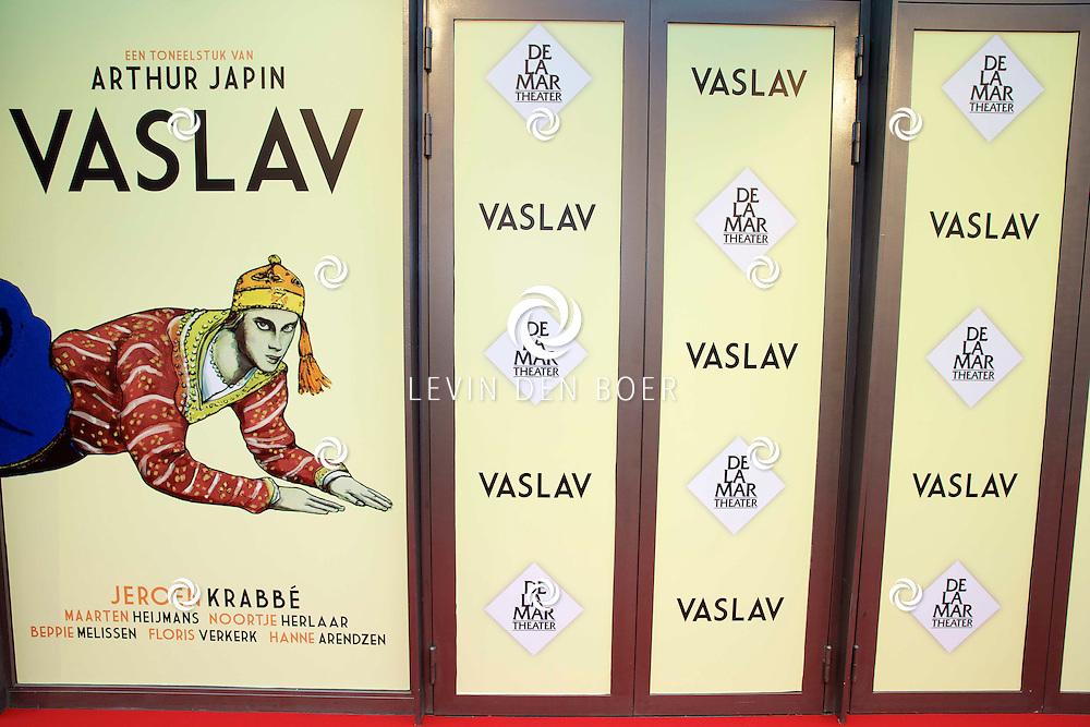 AMSTERDAM - Het toneelstuk Vaslav is in premiere gegaan in theater DeLaMar.  FOTO LEVIN DEN BOER - PERSFOTO.NU