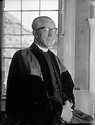 Honorary for degrees for British Churchmen at Trinity College, Dublin.27.04.1961
