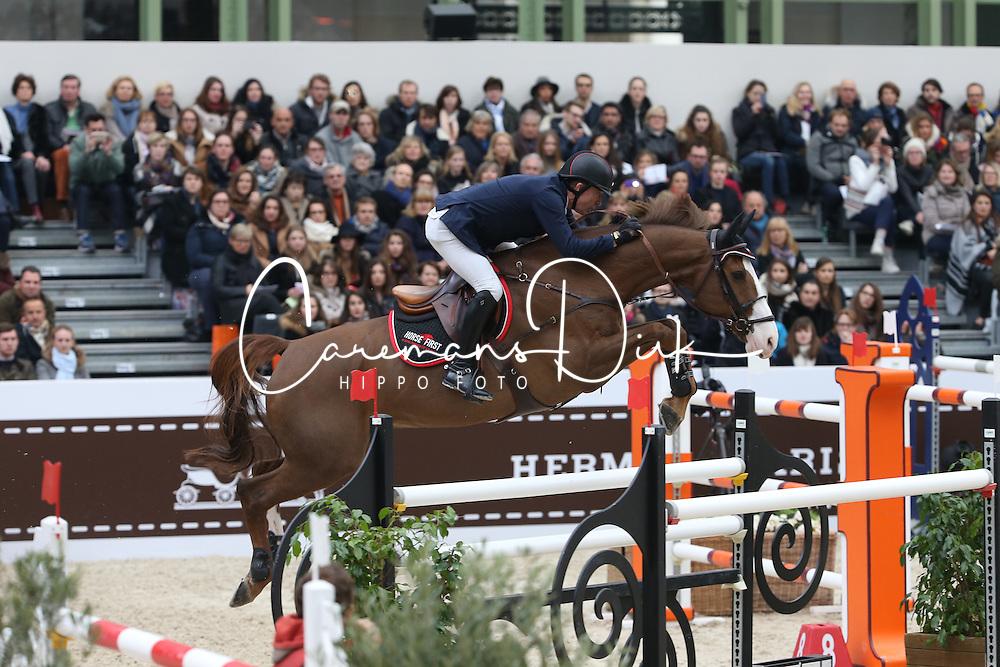 Whitaker Michael, (GBR), Viking<br /> Grand Prix Hermes <br /> Saut Hermes Paris 2016<br /> © Hippo Foto - Counet Julien