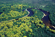 Amazonia_AM, Brasil...Vista aerea do Rio Negro na  Estacao Ecologica de Anavilhanas...The aerial view from the Negro river in Ecological Station Anavilhanas...Foto: JOAO MARCOS ROSA / NITRO