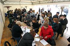 20121125 PRIMARIE PD 2012- SEGGIO PIAZZA CASTELLO