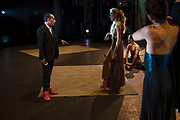 Genève, novembre 2018. Rencontre avec Abu Lagraa, chorégraphe de la nouvelle création du Ballet du Grand Théâtre, Wahada. © Olivier Vogelsang