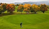 DILLENBURG (Duitsland) - Golf Club Dillenburg in Westerwald. COPYRIGHT KOEN SUYK