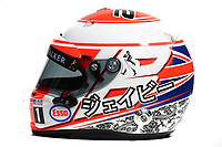 BUTTON jenson (gbr) mclaren honda mp430 ambiance casque helmet during 2015 Formula 1 championship at Melbourne, Australia Grand Prix, from March 13th to 15th. Photo DPPI..