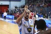 DESCRIZIONE : Cremona Lega A 2014-2015 Vanoli Cremona Openjobmetis Varese<br /> GIOCATORE : Marco Cusin<br /> SQUADRA : Vanoli Cremona<br /> EVENTO : Campionato Lega A 2014-2015<br /> GARA : Vanoli Cremona Openjobmetis Varese<br /> DATA : 30/11/2014<br /> CATEGORIA : Ritratto Esultanza<br /> SPORT : Pallacanestro<br /> AUTORE : Agenzia Ciamillo-Castoria/F.Zovadelli<br /> GALLERIA : Lega Basket A 2014-2015<br /> FOTONOTIZIA : Cremona Campionato Italiano Lega A 2014-15 Vanoli Cremona Openjobmetis Varese<br /> PREDEFINITA : <br /> F Zovadelli/Ciamillo