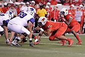 Adam Conley Illinois State Redbird football photos