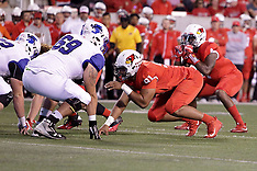 Adam Conley Illinois State Redbird football photos