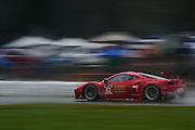 October 1- 3, 2015: Road Atlanta, Petit Le Mans 2015 - Kaffer, Fisichella, ITA Risi Ferrari 458 Italia, GTLM