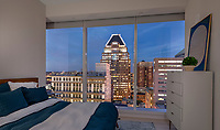Architectural Image of Luminary at One Light in Baltimore MD by Jeffrey Sauers of CPI Productions
