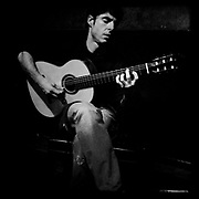 Diego Barber, guitarist, composer