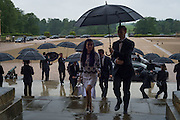 Dior presentation of the Cruise 2017 collection. Blenheim Palace, Woodstock. 31 May 2016