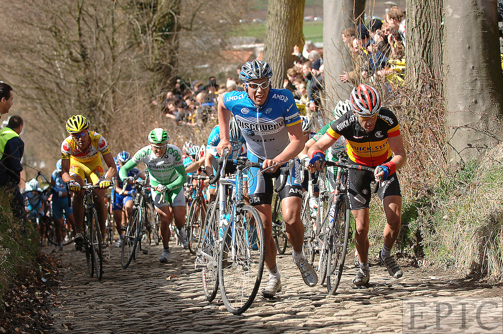 Chaos on the Koppenberg
