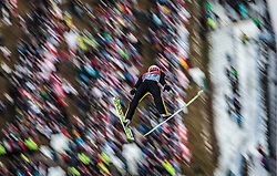 06.01.2016, Paul Ausserleitner Schanze, Bischofshofen, AUT, FIS Weltcup Ski Sprung, Vierschanzentournee, Bischofshofen, Finale, im Bild Gregor Deschwanden (SUI) // Gregor Deschwanden of Switzerland during the Final of the Four Hills Tournament of FIS Ski Jumping World Cup at the Paul Ausserleitner Schanze in Bischofshofen, Austria on 2016/01/06. EXPA Pictures © 2016, PhotoCredit: EXPA/ JFK