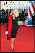 """02.SEPTEMBER.2011. DEAUVILLE<br /> BRIGITTE FOSSEY AT THE 37TH DEAUVILLE FILM FESTIVAL OPENING CEREMONY - MOVIE """"THE HELP"""" IN DEAUVILLE, FRANCE.<br /> <br /> BYLINE: EDBIMAGEARCHIVE.COM<br /> <br /> *THIS IMAGE IS STRICTLY FOR UK NEWSPAPERS AND MAGAZINES ONLY*<br /> *FOR WORLD WIDE SALES AND WEB USE PLEASE CONTACT EDBIMAGEARCHIVE - 0208 954 5968*"""