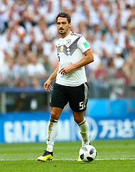 Germany's Mats Hummels