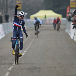 19-01-2020: Wielrennen: Wereldbeker Veldrijden: Nommay<br />