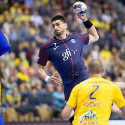 20180211: SLO, Handball - RK Celje Pivovarna Lasko vs PSG