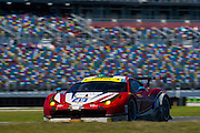 January 22-25, 2015: Rolex 24 hour. 49, Ferrari, 458 Italia, GTD, Pasin Lathouras, Michele Rugolo, Rui Aguas, Matt Griffin