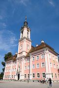 Kloster Birnau, Klosterkirche, Bodensee, Baden-Württemberg, Deutschland