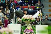 Sergio Alvarez Moya - Wisconsin 111<br /> Rolex FEI World Cup Final 2013<br /> © DigiShots