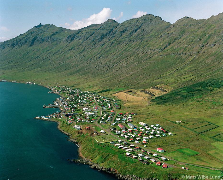 Neskaupstaður, Fjarðabyggð..Neskaupstadur, Fjardabyggd.
