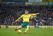 Norwich City's Harrison Reed during the EFL Sky Bet Championship match between Norwich City and Sheffield Utd at Carrow Road, Norwich, England on 20 January 2018. Photo by John Marsh.