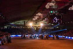 Prizegiving Driving<br /> Jumping Mechelen 2019<br /> © Hippo Foto - Sharon Vandeput<br /> 30/12/19