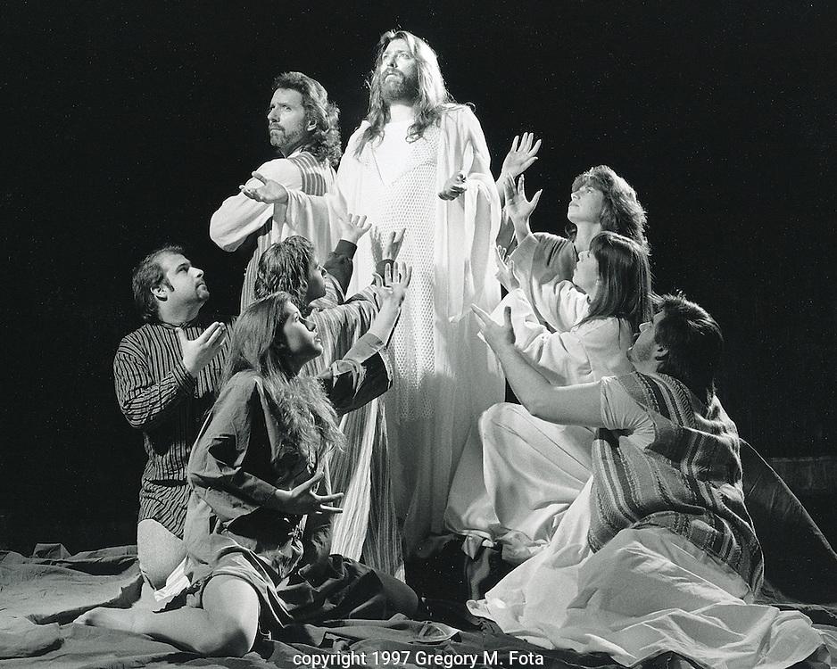 Jesus Christ Superstar --Pa. Playhouse,Bethlehem,PA. c.1997