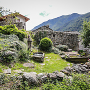 The village of Calsazio in the Italian Alps has been put up for sale on eBay with a starting price of just € 245,000. Calsazio includes a total of 50 rooms in 14 homes and is located near Gran Paradiso National Park, just 50 miles from Turin.