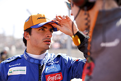 November 3, 2019, Austin, United States of America: Motorsports: FIA Formula One World Championship 2019, Grand Prix of United States, ..#55 Carlos Sainz jr. (ESP, McLaren F1 Team) (Credit Image: © Hoch Zwei via ZUMA Wire)