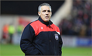 John Pemberton during the The FA Cup Third Round Replay match between Bristol City and West Bromwich Albion at Ashton Gate, Bristol, England on 19 January 2016. Photo by Daniel Youngs.