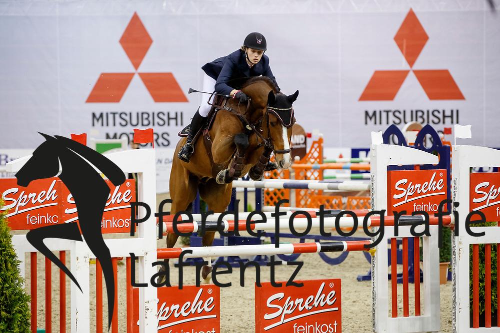 Sosath-Hahn, Janne (GER) Casirus<br /> Oldenburg - AGRAVIS Cup 2017<br /> © www.sportfotos-lafrentz.de/Stefan Lafrentz