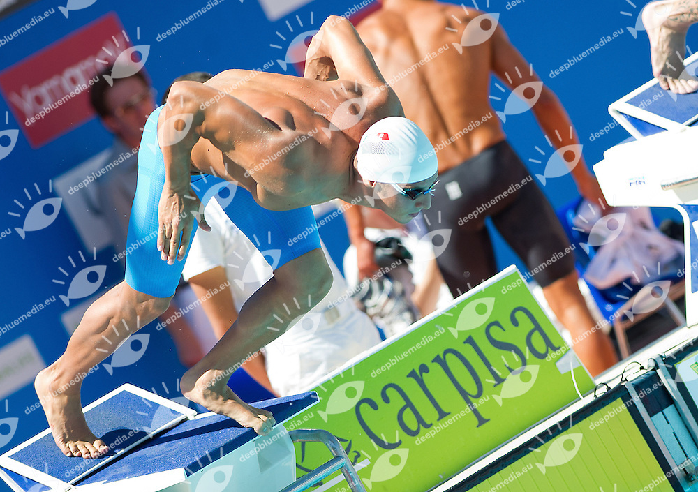 DI GIORGIO Alex Italy ITA.200 FREESTYLE Men.heats batterie.Roma Italy 14-16 June 2012.Stadio del Nuoto - Foro Italico.49 Trofeo Settecolli Herbalife 2012.Day02.Photo G.Scala/Deepbluemedia/Wateringphoto