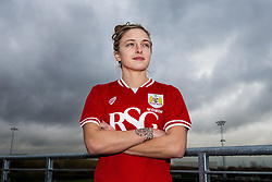 Megan Alexander of Bristol City Women's FC - Mandatory byline: Rogan Thomson/JMP - 11/01/2016 - FOOTBALL - Stoke Gifford Stadium - Bristol, England - Bristol City Women's FC New Signings.