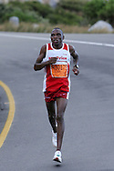 Gilbert Mutandiro during the 2010 Old Mutual 2 Oceans Ultra Marathon held in Cape Town, Western Cape, South Africa on the 3 April 2010.Photo by: Ron Gaunt/ SPORTZPICS