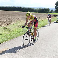 04-09-2016: Wielrennen: Ladies Tour: Valkenburg<br />VALKENBURG (NED) wielrennen  <br />Evy Kuijpers