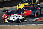 May 2-4, 2014: Laguna Seca Raceway. #69 Tom O'Gara, GMG Racing, Lamborghini of Beverly Hills, #14 Andrew Palmer, GMG Racing, Lamborghini of Beverly Hills