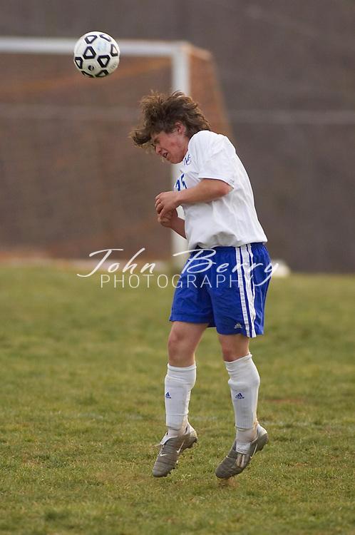 Varsity Soccer..vs Greene..March 22, 2005